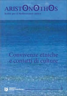 Convivenze etniche e contatti di culture