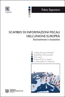 Scambio di informazioni fiscali nell'Unione Europea