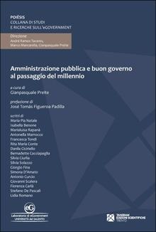 Amministrazione pubblica e buon governo alpassaggio del millennio