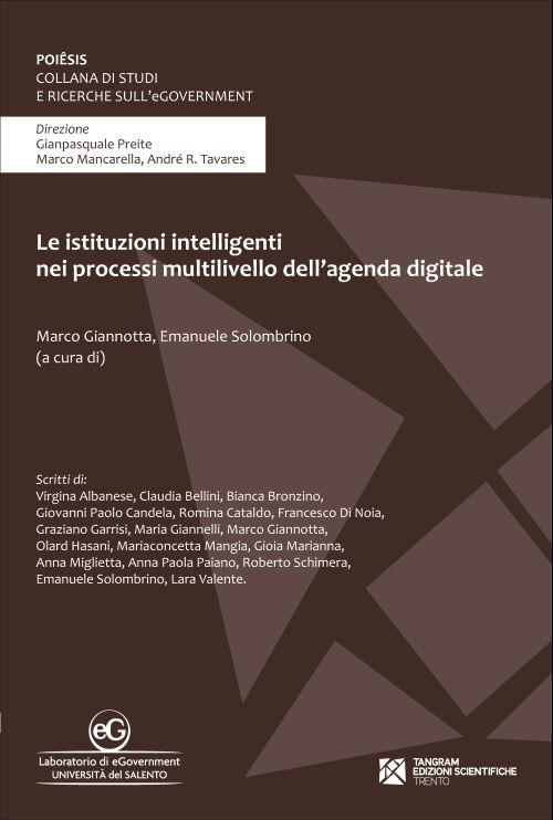Le istituzioni intelligenti nei processi multilivello dell'agenda digitale