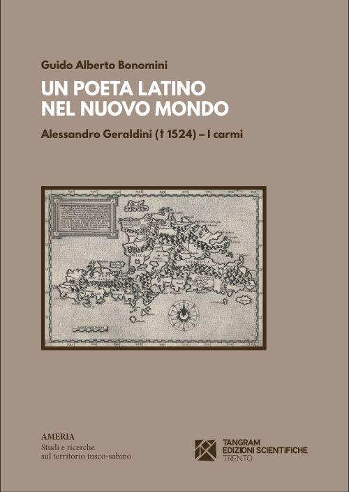 Un poeta latino nel Nuovo Mondo