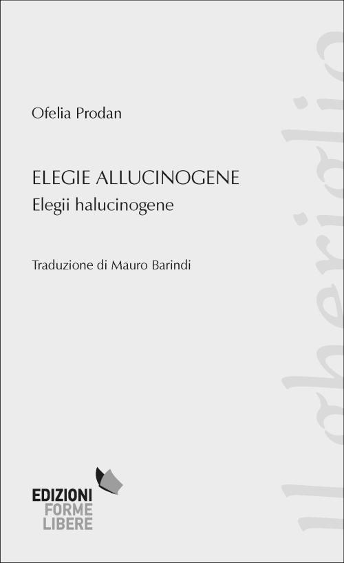 Elegie allucinogene