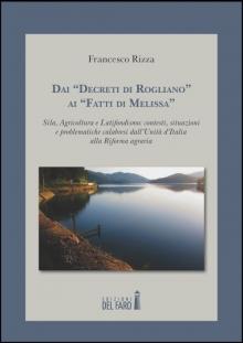 """Dai """"Decreti di Rogliano"""" ai """"Fatti di Melissa"""""""
